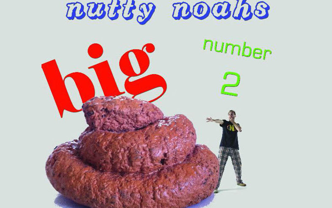 Nutty Noah's Big Number Two