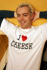Noah Kelly cheese feat © PATRICK ANDERSON