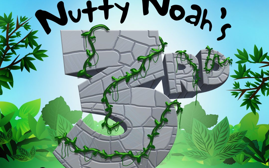 Nutty Noah's Third Adventure