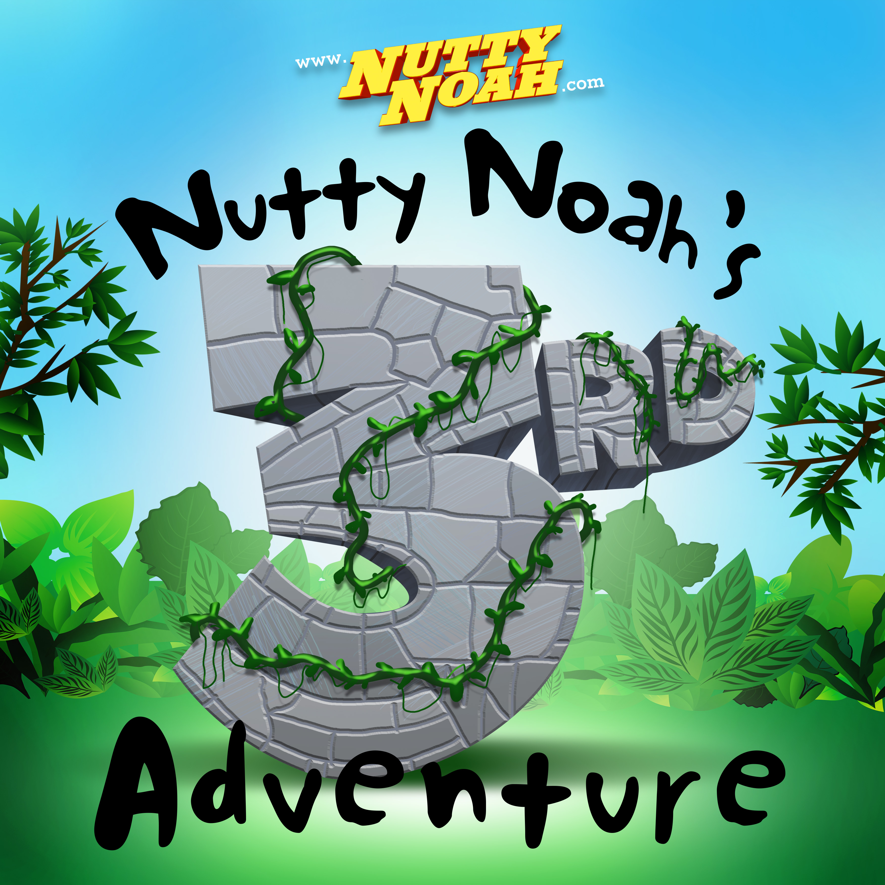 Nutty Noah | Wear Your Pants With Pride